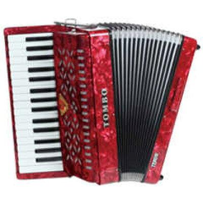 トンボ合奏用アコーディオン TB-32T テナー 32鍵盤