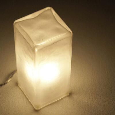 アートワークスタジオ Frosty block lamp AW-0332