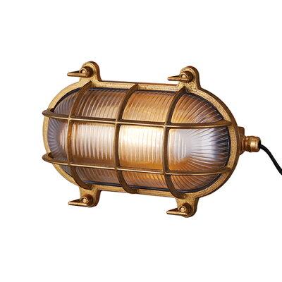 アートワークスタジオ船舶 照明 マリンライト LED 屋内 洗面Beach house-oval wall lamp Lwith cableビーチハウスオーバルウォールランプLウィズケーブル