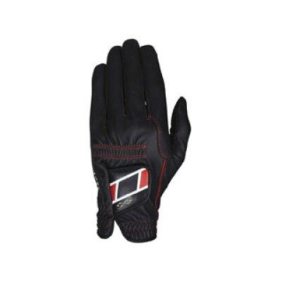 LEZAX/レザックス SEGL-5654 スネークアイ 合成皮革グローブ ブラック