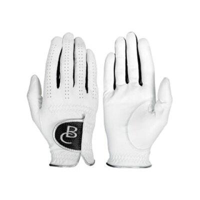 LEZAX レザックス British Classic オールレザー 羊皮 パフォーマンスグローブ 右手用 ホワイト 24cm /