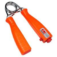 LEZAX/レザックス IBFG-5786 IDEAL BODY ハンドグリップカウンター付き ハード 橙