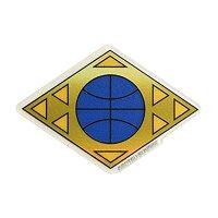 エンブレムキャラスタムステッカー 機動戦士Zガンダム 地球連邦政府 GD-45E バンダイ