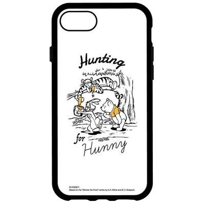 グルマンディーズ iPhone 8 ディズニーキャラクター IIII fit くまのプーさん DN-464D
