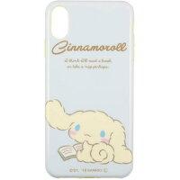 gourmandise iPhone XS Max サンリオ/ソフトケース/シナモン SAN-908CN