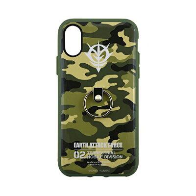 gourmandise 機動戦士ガンダム IIII fit Ring iPhoneX対応ケース GD-64B