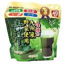 九州薬品工業 4種の九州産青汁 3gX40袋