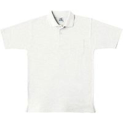 桑和 SOWA 半袖 ポロシャツ 0/ホワイト SS~3Lサイズ 0027