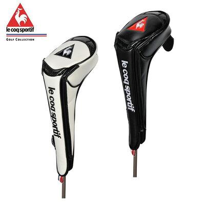 ルコック メンズ フェアウェイウッド用ゴルフクラブヘッドカバー QQBLJG30