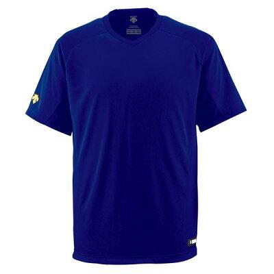 デサント(DESCENTE) V首Tシャツ DB202 ロイヤル S