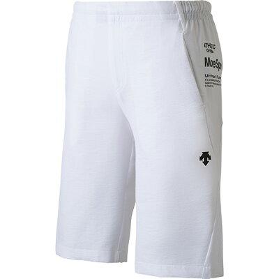 デサント DESCENTE メンズ ムーブスポーツ Move Sport サンスクリーン ACTIVE SUiTS ハーフパンツ DMMLJG14 WHT ホワイト