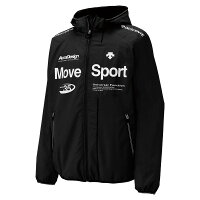 DESCENTE COSMIC THERMO JACKET DAT3255HD-BLK