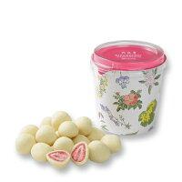 六花亭 ストロベリーチョコ ホワイト 115g
