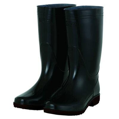 PVC長靴 HB-861 ブラック 25.0cm