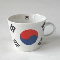 国旗マグカップ・韓国