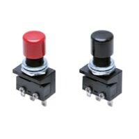 オムロン φ10.5 超小形押ボタンスイッチ赤 A2A-4R
