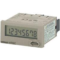 オムロン OMRON H7EC-N 小型トータルカウンタ H7ECN