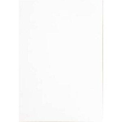 キングコーポレーション (GK4115) 色画用紙 四つ切 50枚 雪