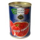 インターフレッシュ 完熟カットトマト 400g