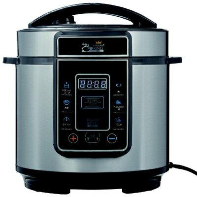 電気圧力鍋プレッシャーキングプロ 炊飯器