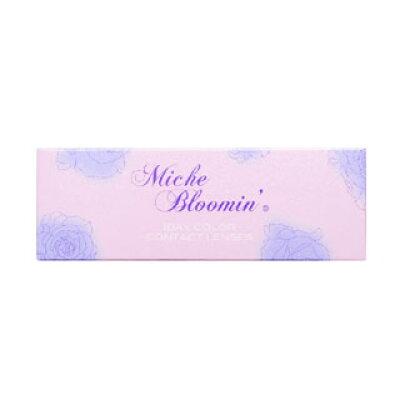 カラコン Miche Bloomin' ミッシュ ブルーミン