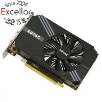 ZOTAC グラフィックスボード GeForce GTX 1060 6GB Single Fan ZTGTX1060-GD5STD