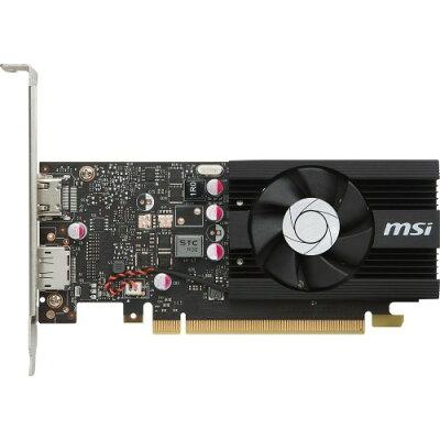 MSI グラフィックボード GEFORCE GT 1030 2G LP OC
