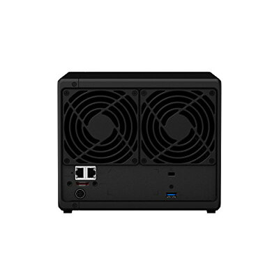 Synology DiskStation DS918+ クアッドコアCeleron J3455 1.5GHz CPU搭載4ベイNAS HDD非搭載モデル