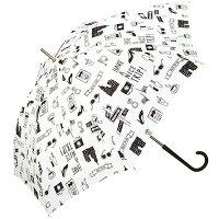 w.p.c 雨傘 ニューヨーク 長傘 手開き オフホワイト 58cm 2408-08(1本入)