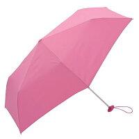 w.p.c 折りたたみ傘 アンヌレラ 女性用 ピンク 58cm UN-102