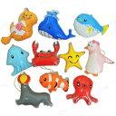 ヨーヨーコレクション 海の仲間 種類