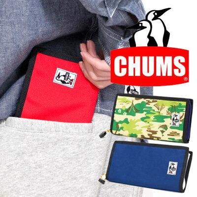 チャムス 財布 CH60-0850 エコビルフォルドウォレット Eco Billfold Wallet 札入れ 長財布 エコビルフォールドウォレット エコビルフォールドワレット