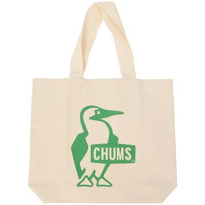 boobycanvastote chums チャムス -green