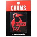 チャムス ブービーバードエンボスステッカー CH62-1126 ステッカー Booby Bird Emboss Sticker