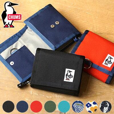 チャムス/CHUMS Eco Multi Wallet CH60-2194-R074-00