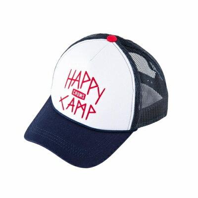 チャムス CHUMS キャップ メンズ レディース ハッピーキャンプメッシュキャップ Happy Camp Mesh Cap CH05-1113