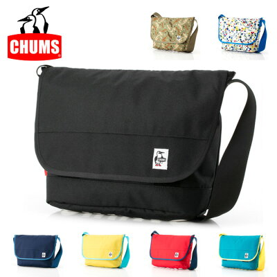CHUMS ECO CHUMS MESSENGER BAG バッグ メッセンジャーバッグ CH60-2470