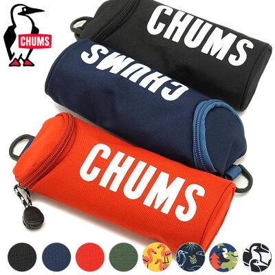 CHUMS チャムスCH60-2479 エコ サイリンダー ポーチ
