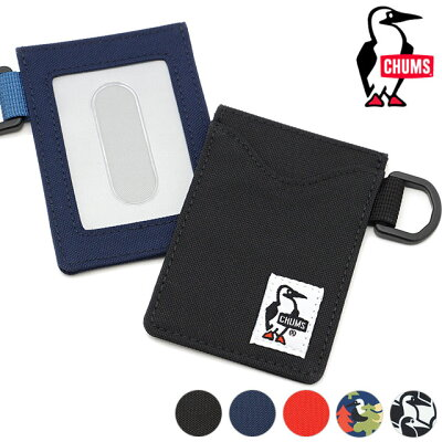 CHUMS チャムス バッグ Eco Pass Case エコ パスケース CH60-2487 SS18