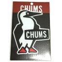 CHUMS 車用ステッカー Car Sticker Booby Bird Small カーステッカー ブービー バード スモール CH62-1186 SS18