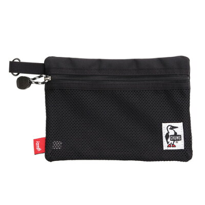 CHUMS  Eco Flat Pouch S CH60-2727 Black