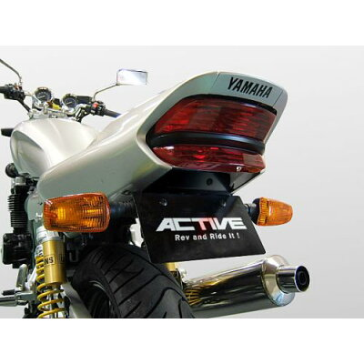 ACTIVE アクティブ フェンダーレスキット XJR400 R
