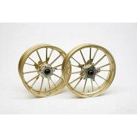 ACTIVE アクティブ GALE SPEED アルミ鍛造ホイール (TYPE-S) R 600-17 28735112 ゴールド