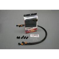 ACパフォーマンスライン ブレーキホース 32255030 アルミ BLK/GLD (フロント) GSXR250R 89-91