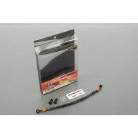 ACパフォーマンスライン ブレーキホース 32259090 アルミ BLK/GLD (フロント) DR250 95-