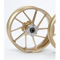 ホイール本体 GSX-R600 GSX-R750 SV1000 GALE SPEED ゲイルスピード アルミニウム鍛造ホイール TYPE-R ホイールカラー:ゴールド