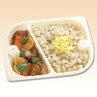 冷凍 いきいき御膳シリーズ チャーハン&酢豚 295g
