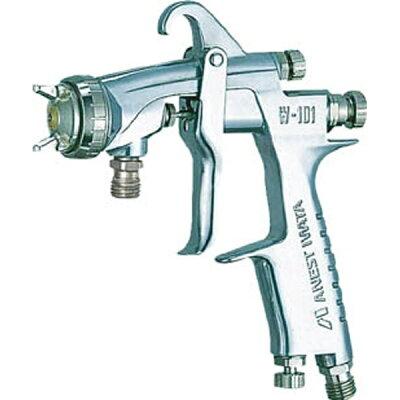 アネスト岩田 小形汎用スプレーガン吸上式 ノズル口径Φ1.5mm W-101-152S 2925982