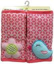 goldbug STRAP COVER BUDDIES ベルト&ストラップカバー お花&鳥 23544