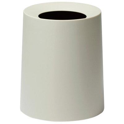 ideaco TUBELOR HOMME ゴミ箱 sand white